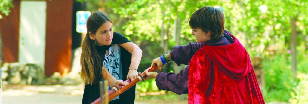 kids stage combat theatricum