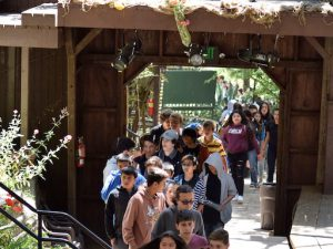 theatricum botanicum school days group sales