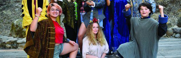 Teen Summer Shakespeare Intensive