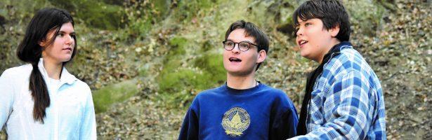 Teen Improv w/Ian Flanders