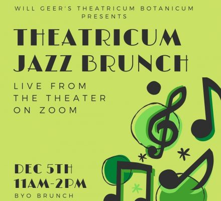 Theatricum Jazz Brunch: Postponed